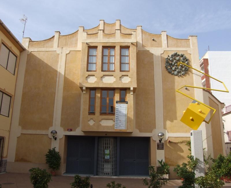 Teatro Victoria de Blanca