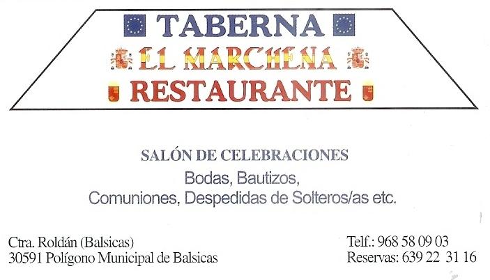 Restaurante Taberna El Marchena