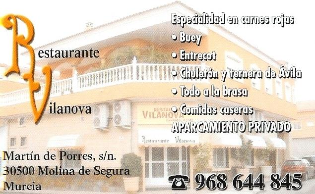Restaurante Vilanova