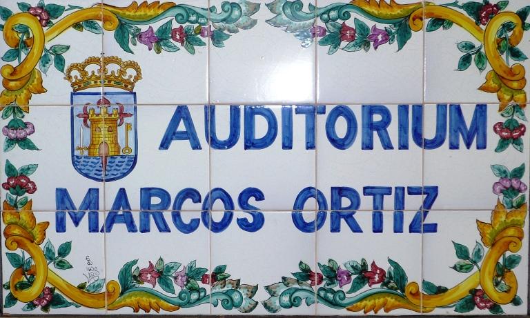 Auditorium Marcos Ortiz de Totana