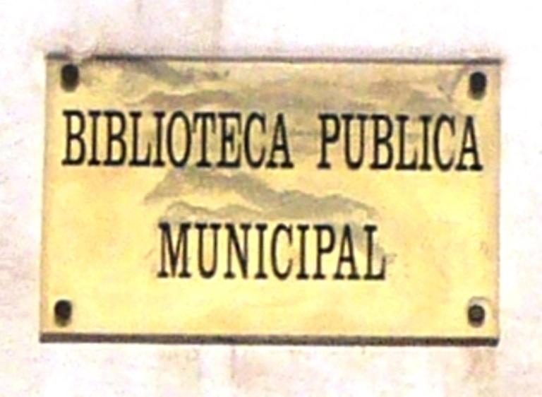 Biblioteca Municipal de Totana Mateo García