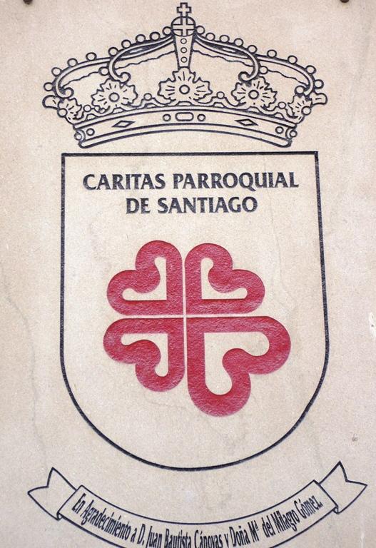 Cáritas Parroquial de Santiago, Totana