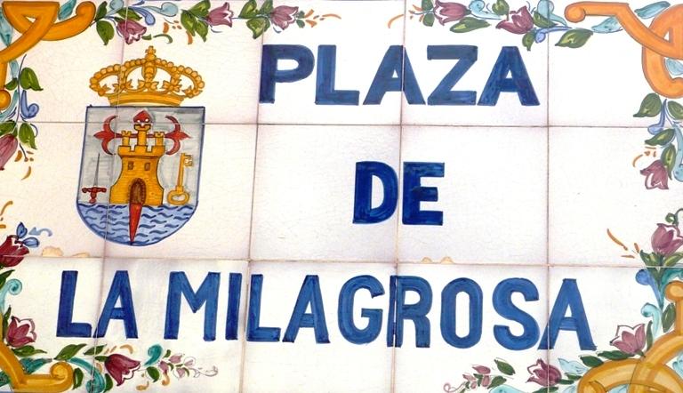 Plaza La Milagrosa de Totana