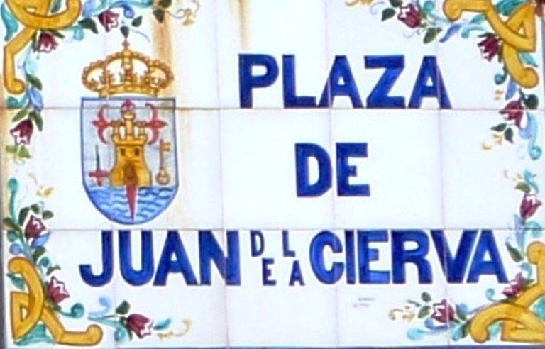 Plaza Juan de la Cierva de Totana