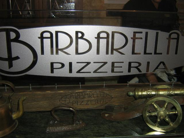 Pizzería Barbarella