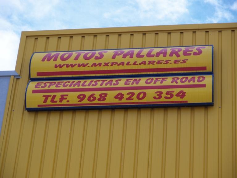 Motos Pallares