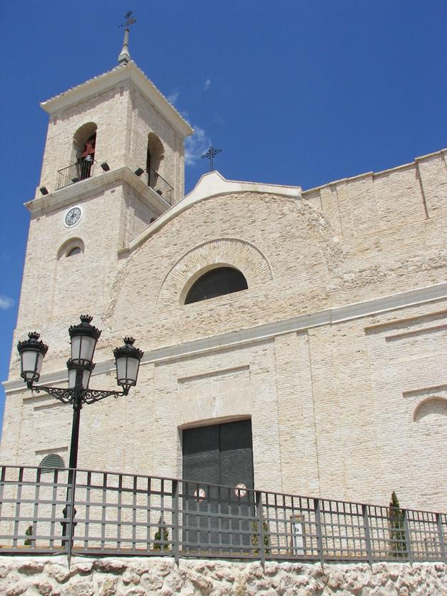 Iglesia Parroquial San Juan Bautista de Archena