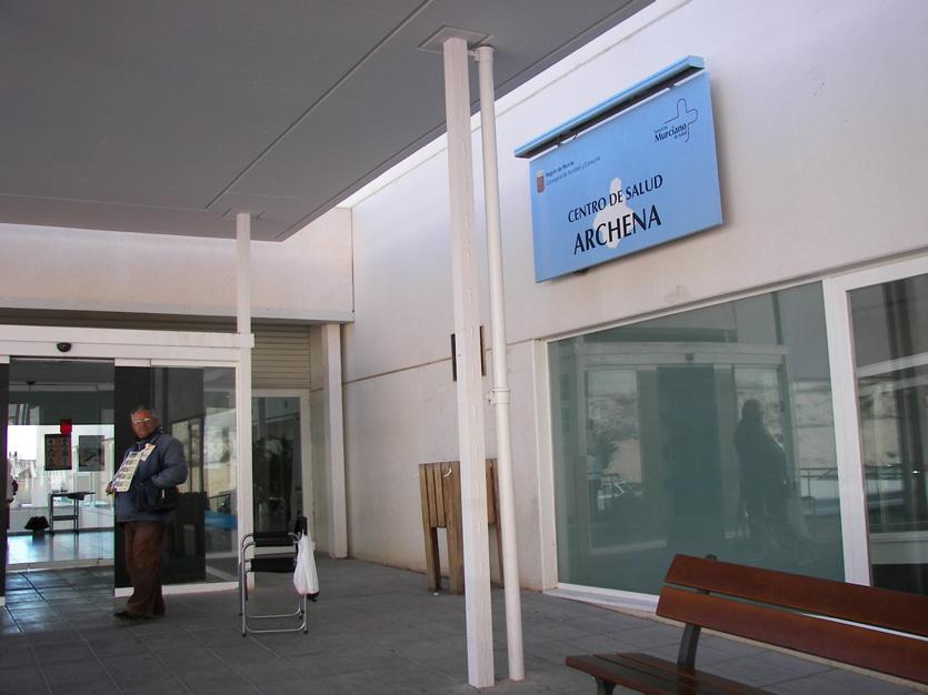 Centro de Salud Mario Spreáfico de Archena