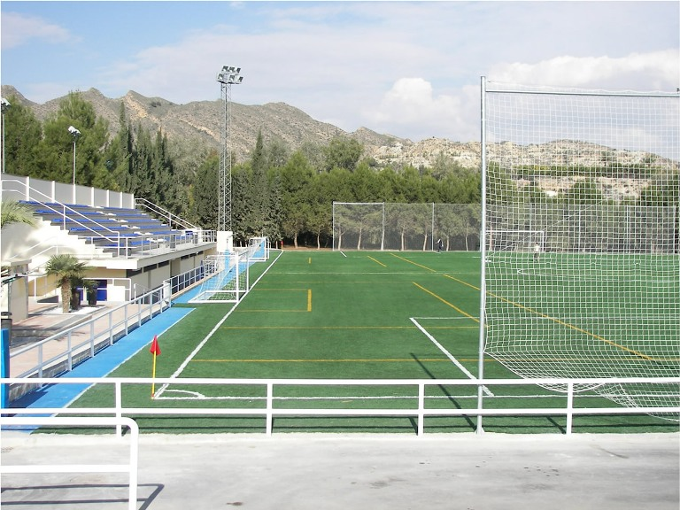 Polideportivo Municipal de Archena