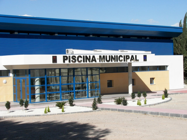 Piscina municipal cubierta de archena la gu a w la for Piscina municipal cubierta