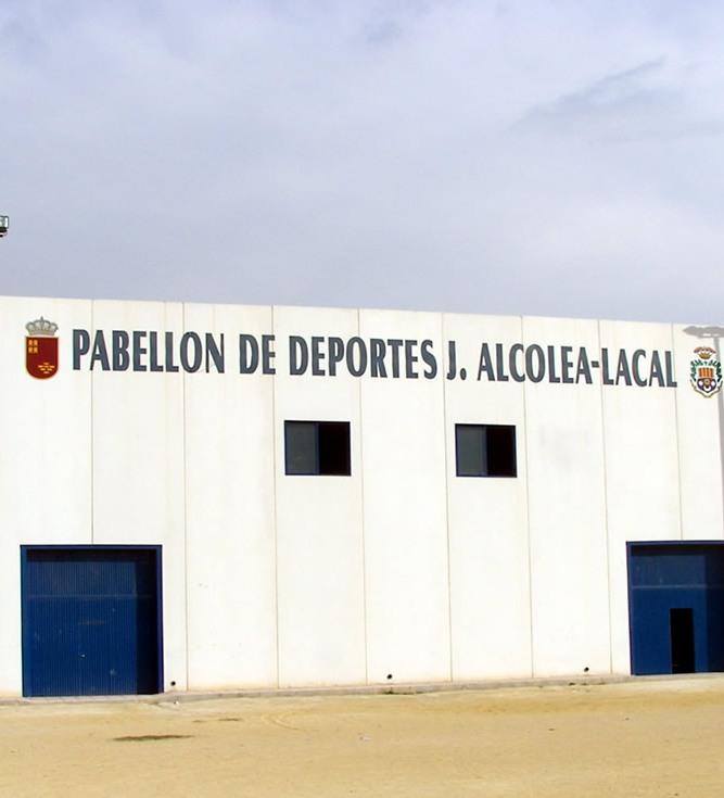 Pabellón José Alcolea Lacal de Archena
