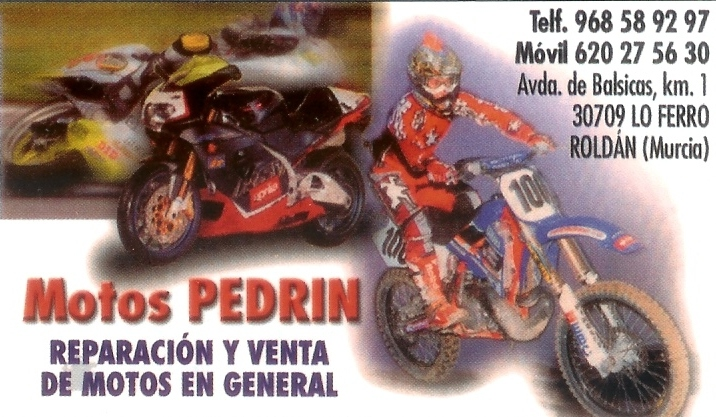 Motos Pedrín