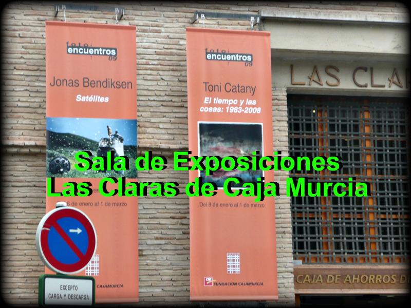 Centro Cultural Las Claras Cajamurcia