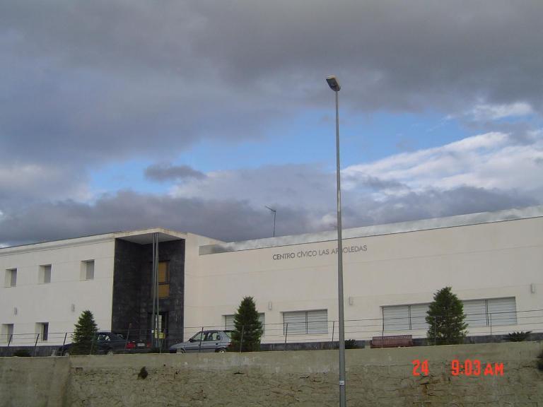 Centro Cívico Las Arboledas de Archena