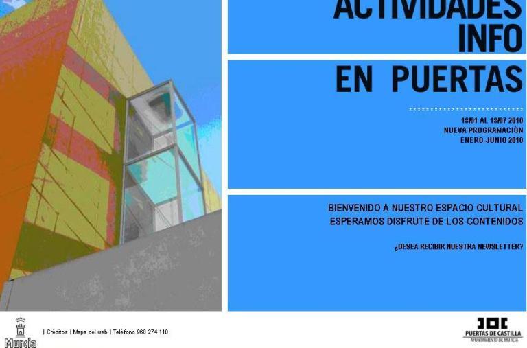 Centro Cultural Puertas de Castilla