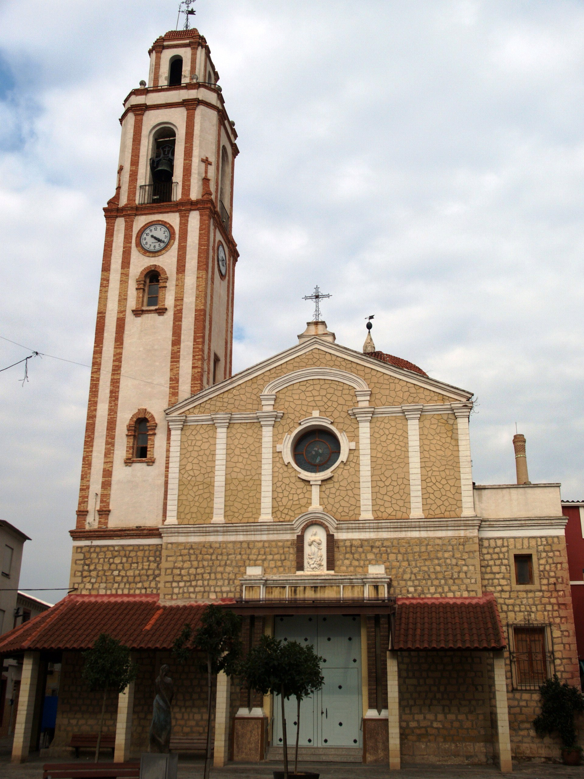 Iglesia de Santa María Magdalena de Ceutí