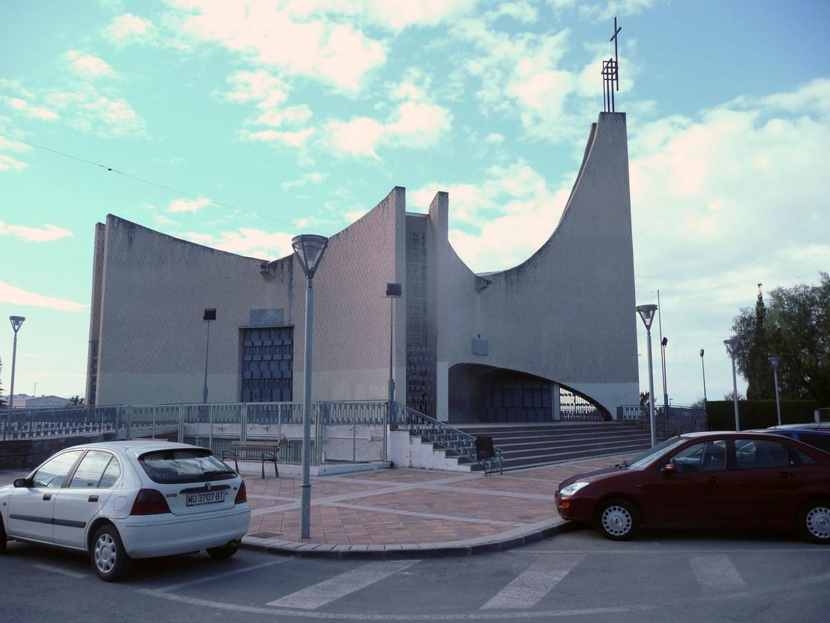 Ermita de La Consolación de Molina