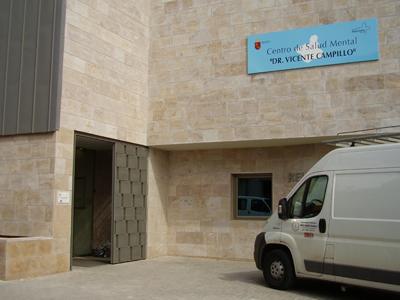 Centro de Salud Mental Vicente Campillo
