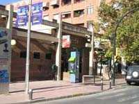 Estación de Autobuses de Molina