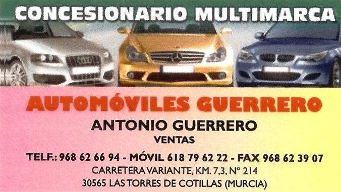 Automóviles Guerrero