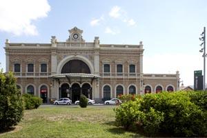 Estación de Tren de Renfe de Cartagena