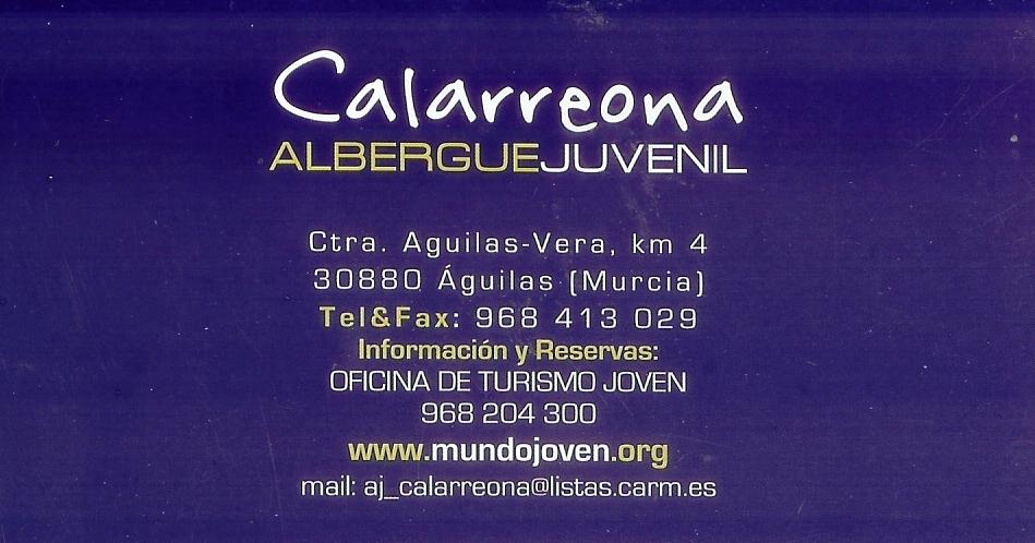 Albergue Juvenil de Calarreona