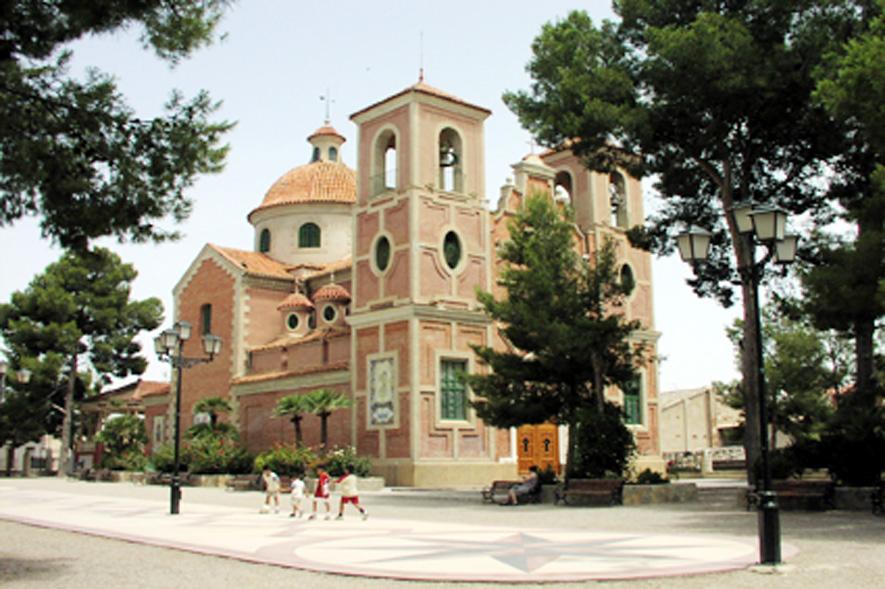 Ermita de San Cosme y San Damián de Abarán