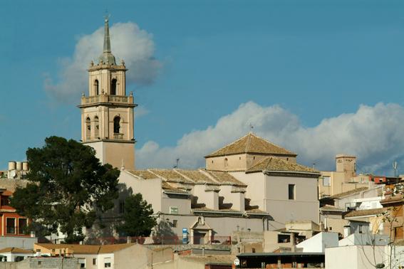 Iglesia San Pablo de Abarán