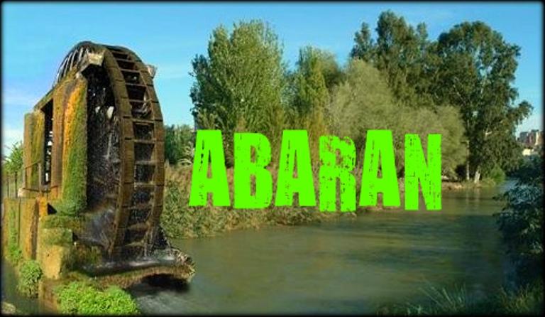 Parque Barranco del Judío de Abarán