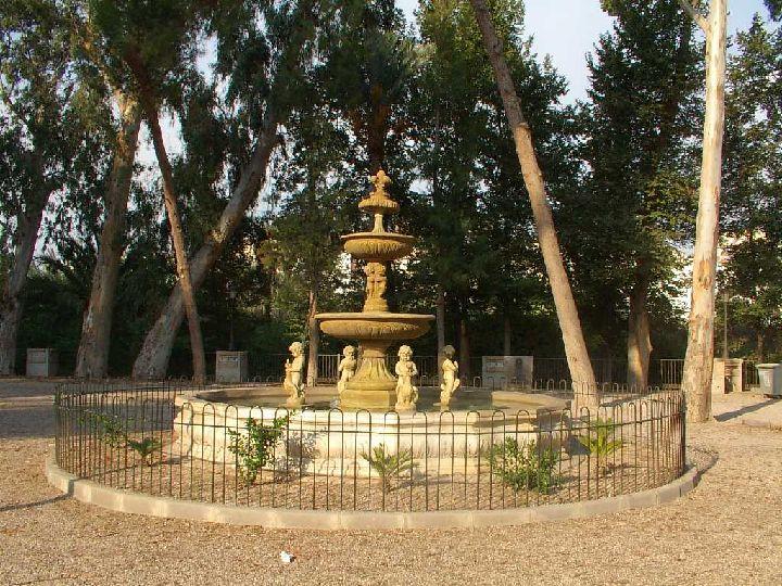 Parque Municipal de Abarán