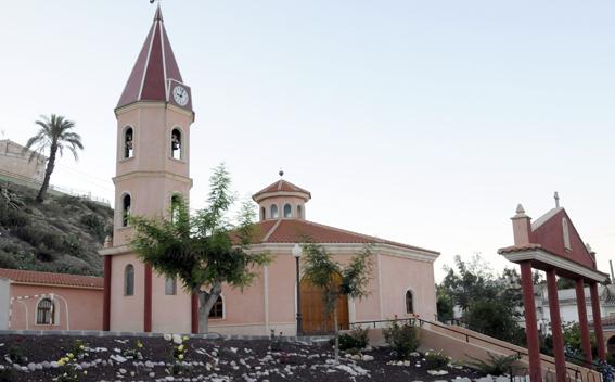 Iglesia Virgen del Oro de Abarán