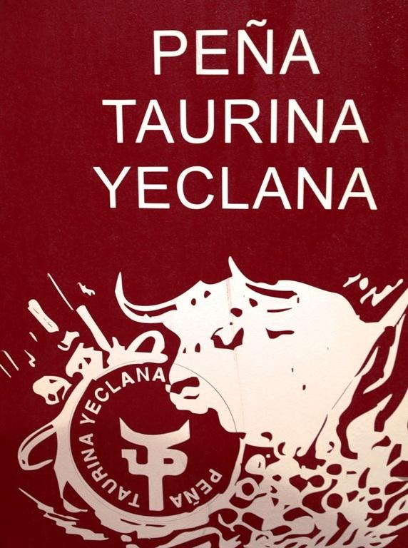 Peña Taurina Yeclana