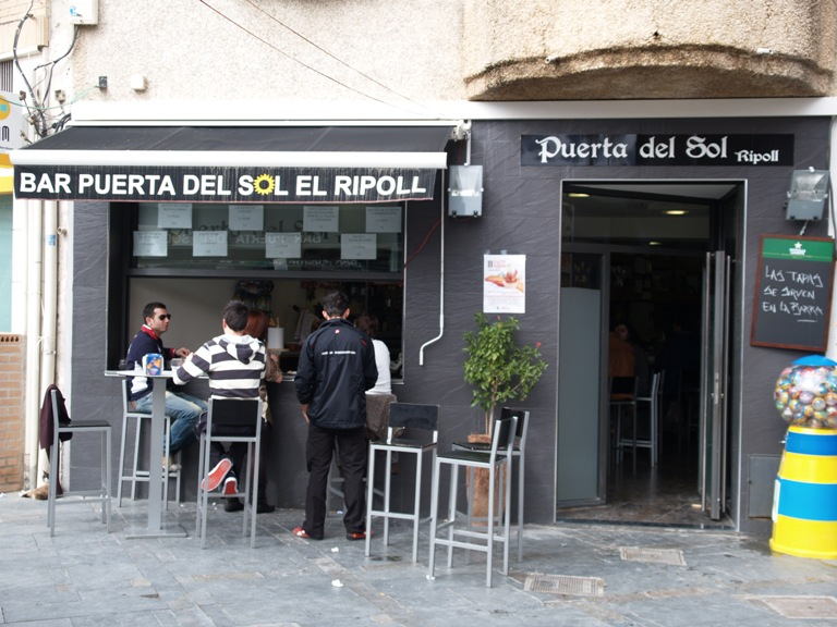 Restaurante Puerta del Sol El Ripoll