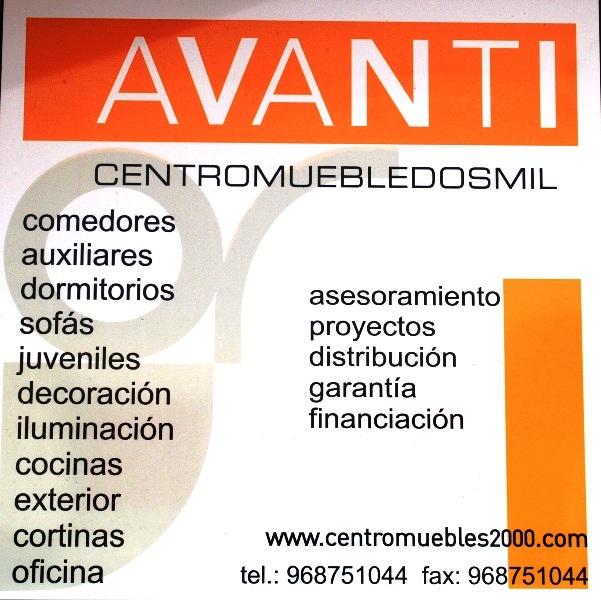 Avanti Centromuebles 2000