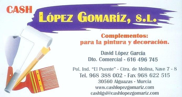 Cash López Gomariz