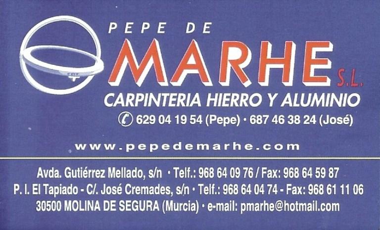 Pepe de Marhe S.L.
