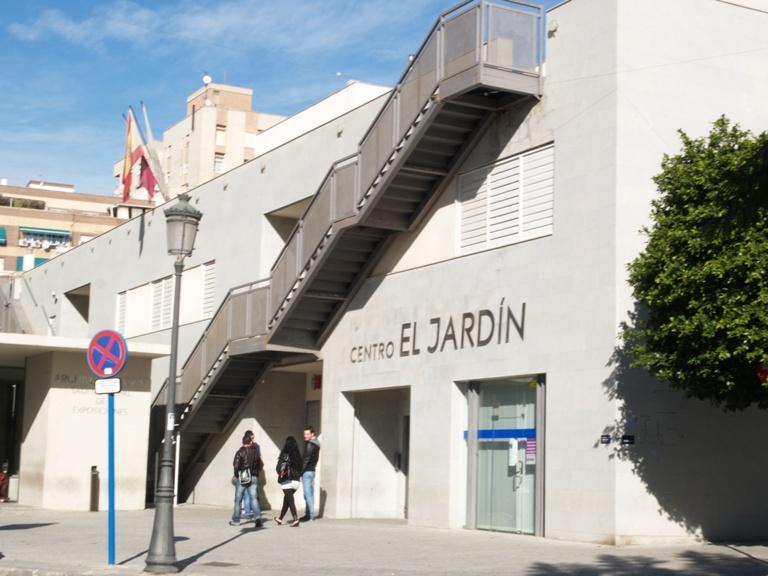 Centro Sala de Exposiciones El Jardín