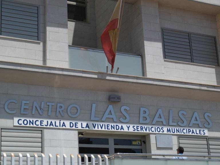 Centro las Balsas en Molina de Segura