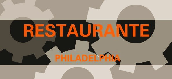 Restaurante Philadelphia