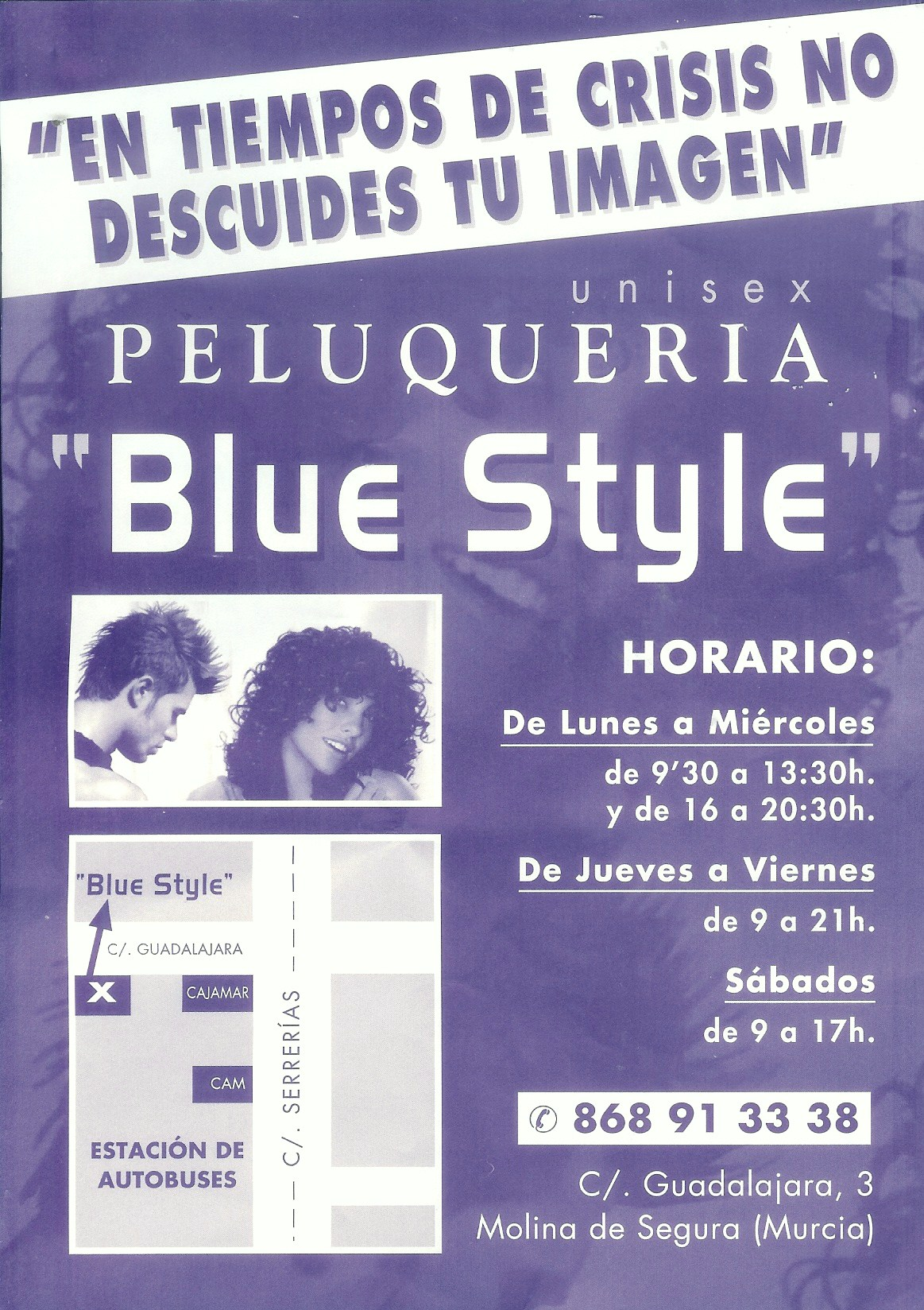 Peluquería Blue Style