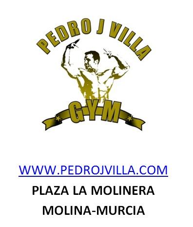 GYM Pedro J Villa