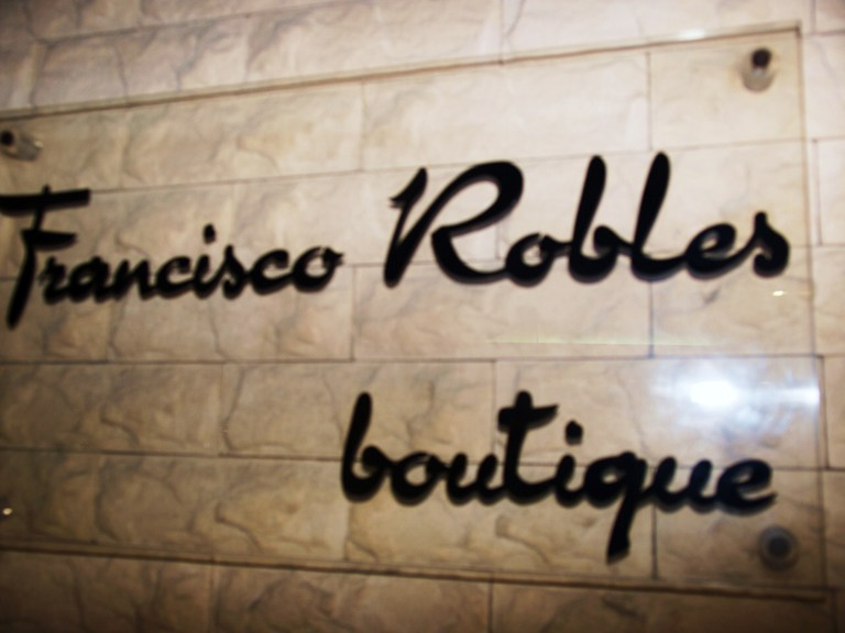 Boutique Francisco Robles
