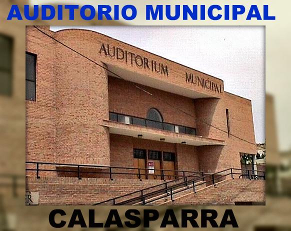 Auditorio Municipal de Calasparra