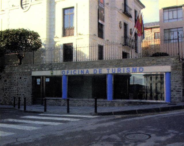 Oficina de Turismo de Moratalla