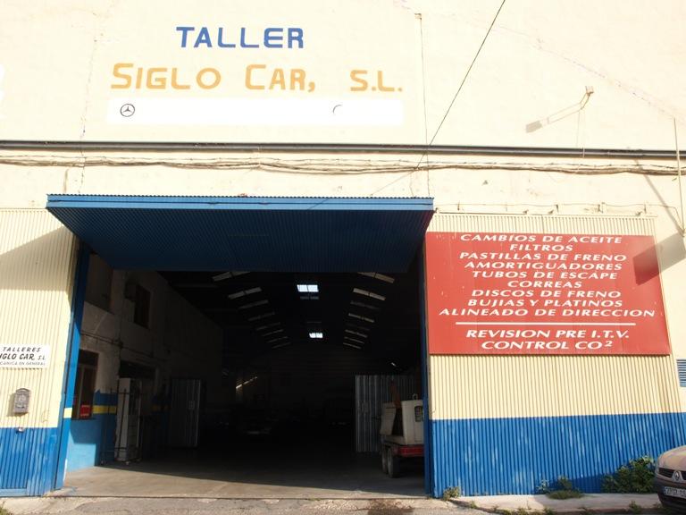 Taller Siglo Car