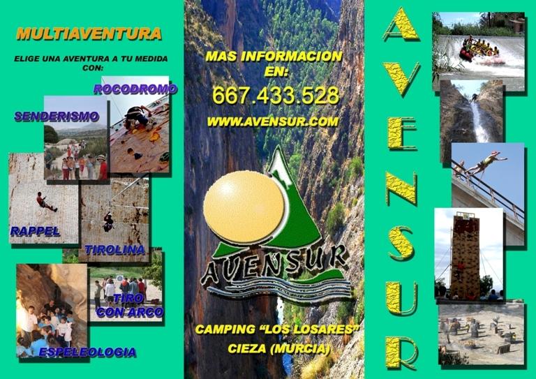 Avensur Camping Los Losares
