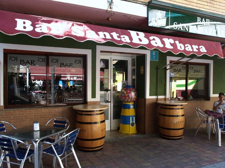 Restaurante Bar Santa Bárbara