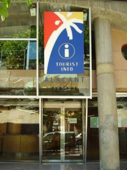 Oficina de Información Turística Ayuntamiento Alicante