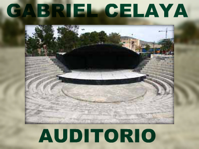 Auditorio Gabriel Celaya