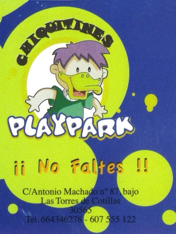 Chiquitines Playpark